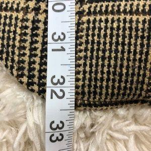 Lauren Ralph Lauren Jackets & Coats - Lauren Ralph Lauren Houndstooth Blazer Jacket Sz 8